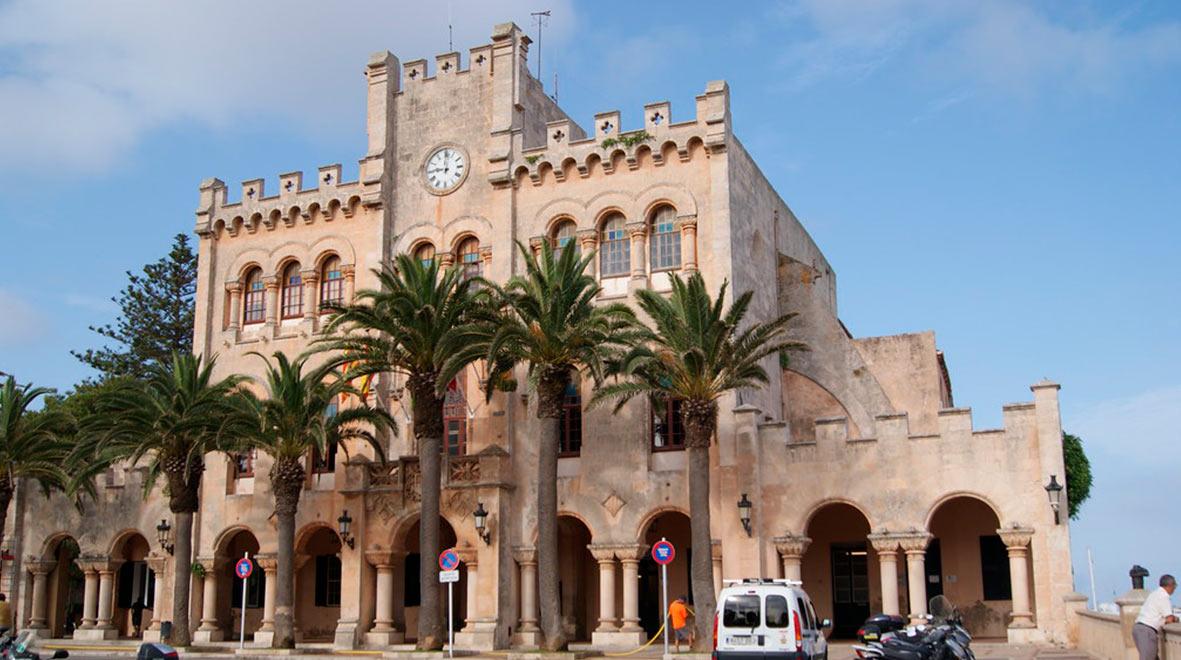 Del 1 al 5 de abril en Ciutadella
