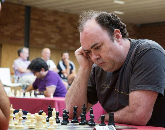 Grand Master Alfonso Romero Holmes