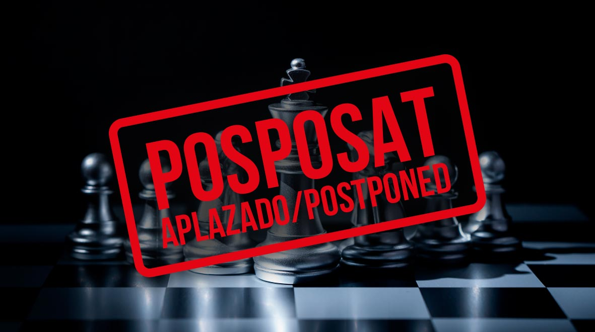 Open postponed